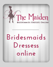 The Maiden | Bridesmaid Dressess Online